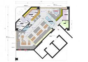 Club紅月 店舗設計デザイン