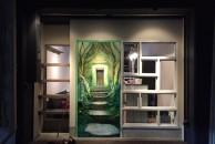 アート扉の外観