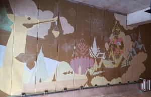 ラタナコーシンさま壁画